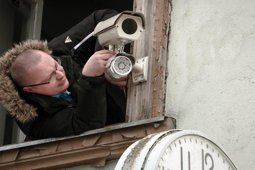 Miks ei jäänud Pärnu kesklinnas kadunud mees kaamerapildile?