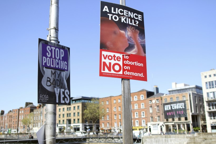 ABORDIREFERENDUMI EEL: Iirimaa polegi kõige karmim naiste õiguste piiraja