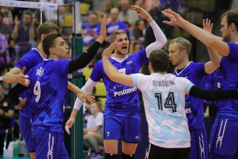 NII SEE JUHTUS | Sport 23.05: Võrkpallikoondis seljatas tugeva Belgia