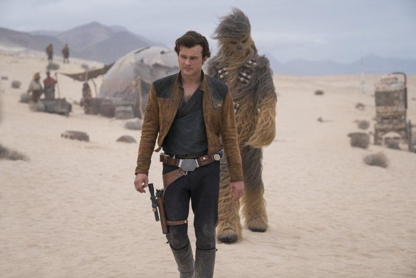 ARVUSTUS | Han Solo soolofilm teeb sarmikast lindpriist ebahuvitava kuiviku