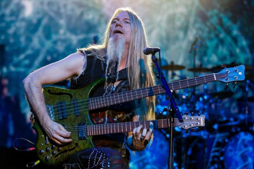 Nightwishi basskitarrist: ma pole prints teismelistele tüdrukutele, vaid muusika on tähtis!