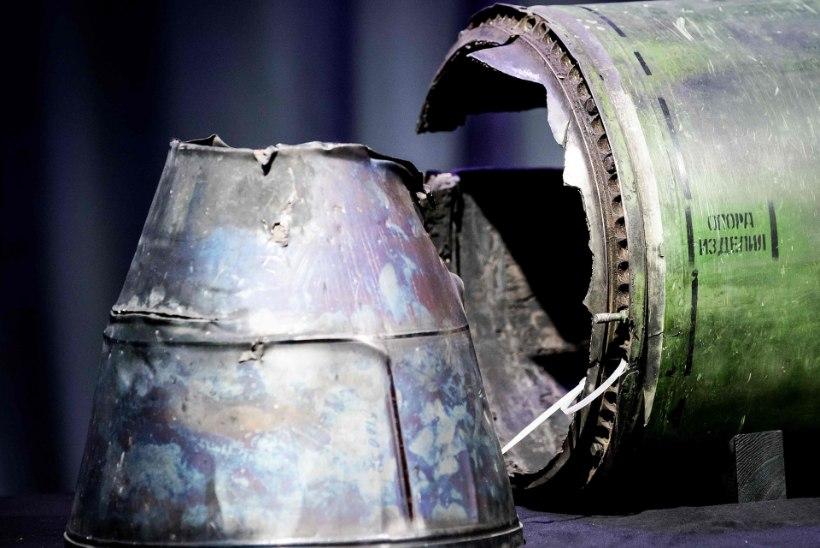 Uurijad: MH17 tulistati alla Venemaale kuuluva raketiga