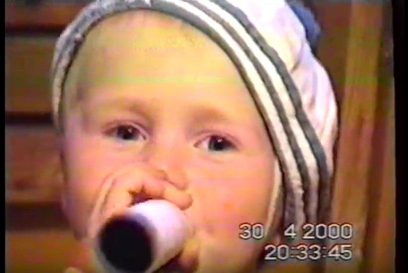 VIDEO | Nunnumeeter põhja ehk Vaata, kuidas Uudo Sepp juba mudilasena telestaari mängis!