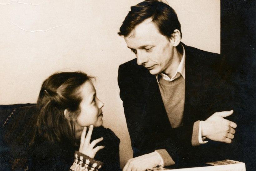 """Juhan Viidingu tütar Elo: """"Isa uks ei olnud minu eest kunagi kinni, ta oli moodne lapsevanem."""""""