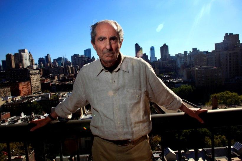 Ameerika kirjandushiid Philip Roth sai mitmeks naistegelaseks inspiratsiooni oma abikaasast