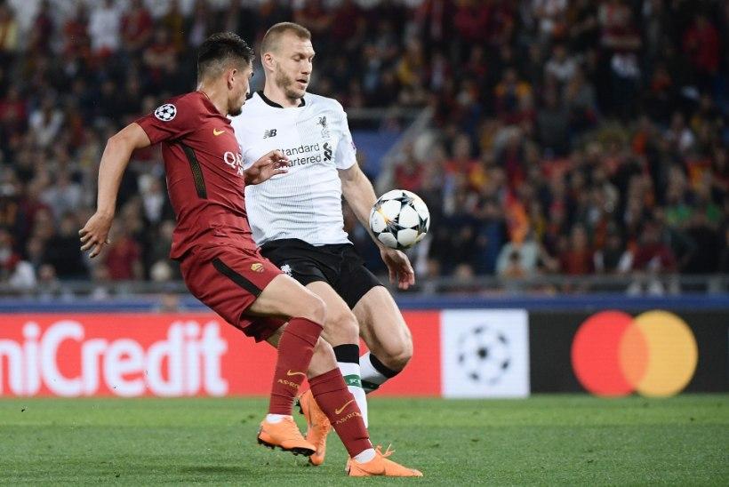 Joel Lindpere: Ragnar ütles, et Liverpooliga meistrite liiga finaali jõudmine on uskumatu!
