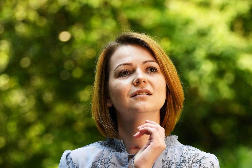 Julia Skripal soovib tulevikus Venemaale tagasi pöörduda