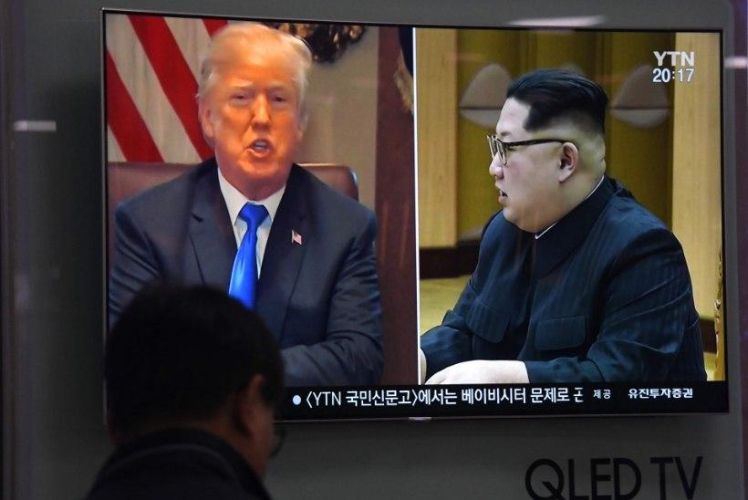 """TRUMPI KIRI KIMILE: """"USA tuumarelvad on nii tohutud ja võimsad, palun Jumalat, et me neid kasutama ei pea!"""""""