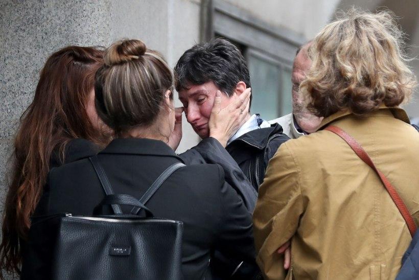 Boyzone'i asutaja ekspruut mõisteti süüdi lapsehoidja tapmises