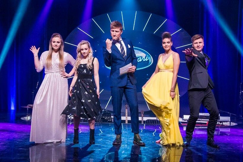 Superstaarisaate finalistid laulavad sel pühapäeval kohtunikega duetti