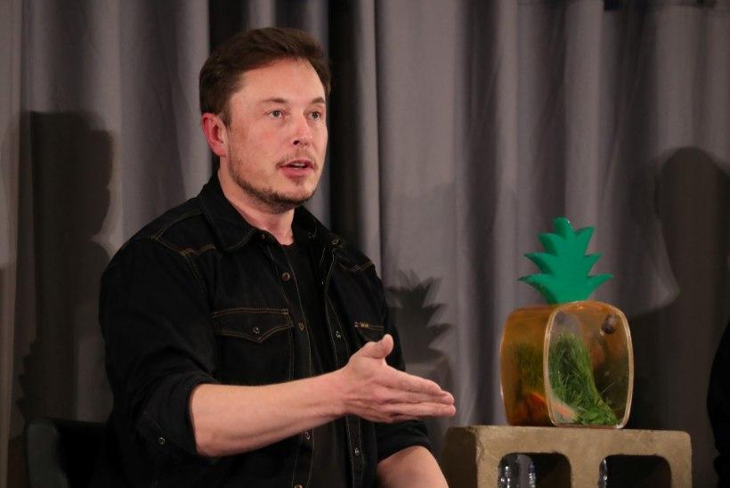 Elon Musk tahab oma Pravda luua