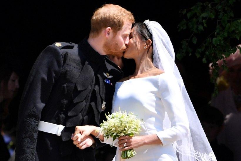 Meghani ja Harry pulmakokteili nimi toob sulle naeratuse huulile!