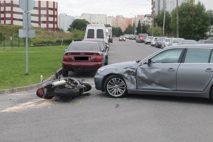 Politseimajor: mootorratturid satuvad sageli õnnetusse napi sõiduoskuse tõttu