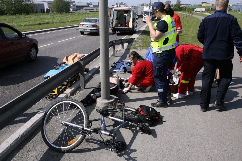 KAART | Kiirus ja hooletus liikluses viisid kuus last haiglasse