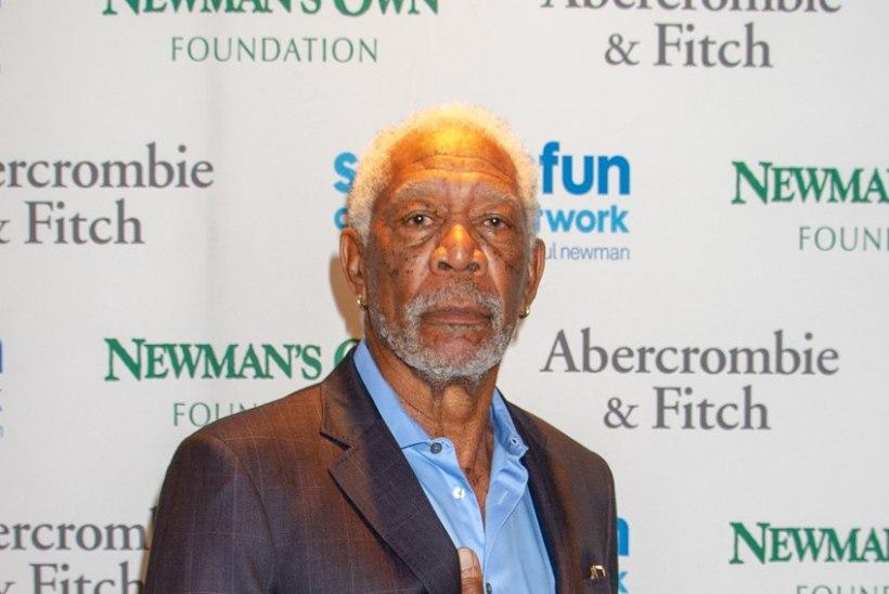 Kaheksa naist süüdistab Morgan Freemani seksuaalses ahistamises