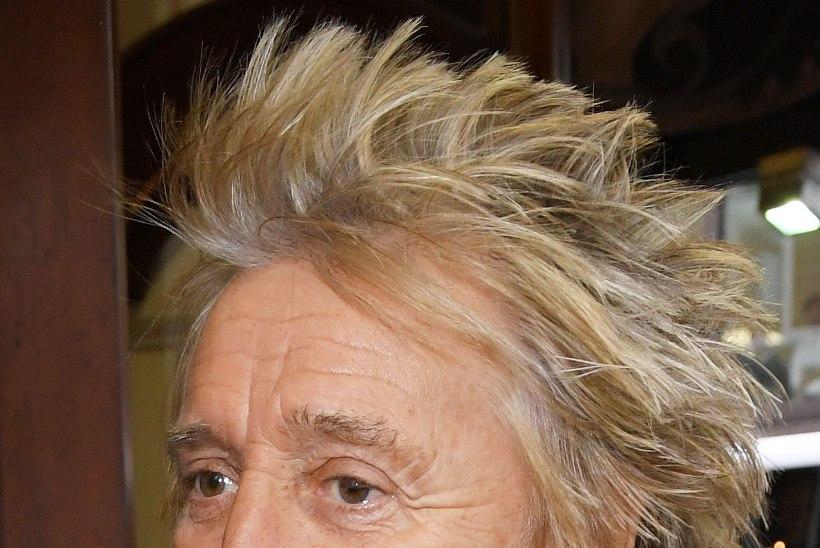BRRR! Millise augu kaudu Rod Stewart nina säästmiseks kokaiini pruukis?!