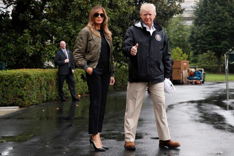 KÜSITLUS   Mida peaks president seljas kandma sõjapiirkonnas?