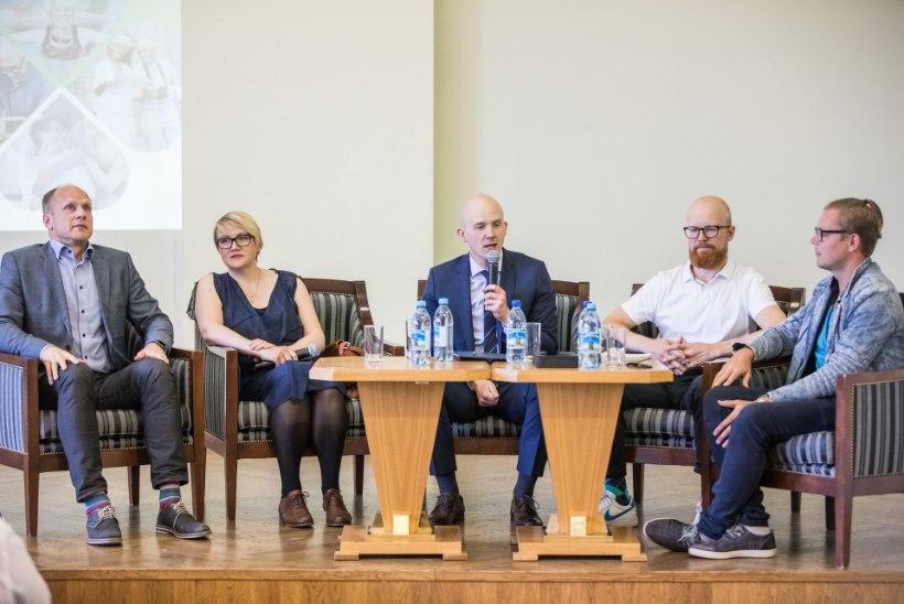 Pensionikonverentsil arutleti jätkusuutliku pensioni üle: pea pooled eakad virelevad vaesuses