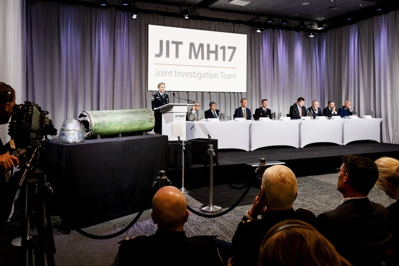 Austraalia ja Holland süüdistavad ametlikult Venemaad MH17 allatulistamises