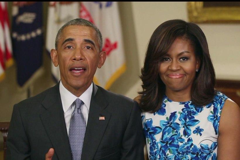 Obamad hakkavad Netflixile filme ja sarju tegema