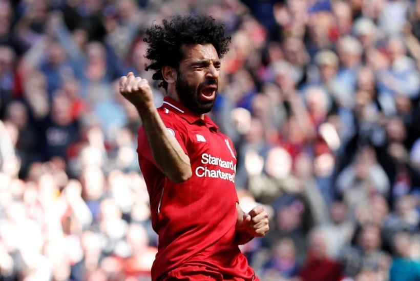 Tõestatud: Mohamed Salah on Meistrite liiga kiireim jalgpallur!