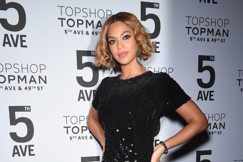 Beyoncé Knowles ostis endale isikliku kiriku