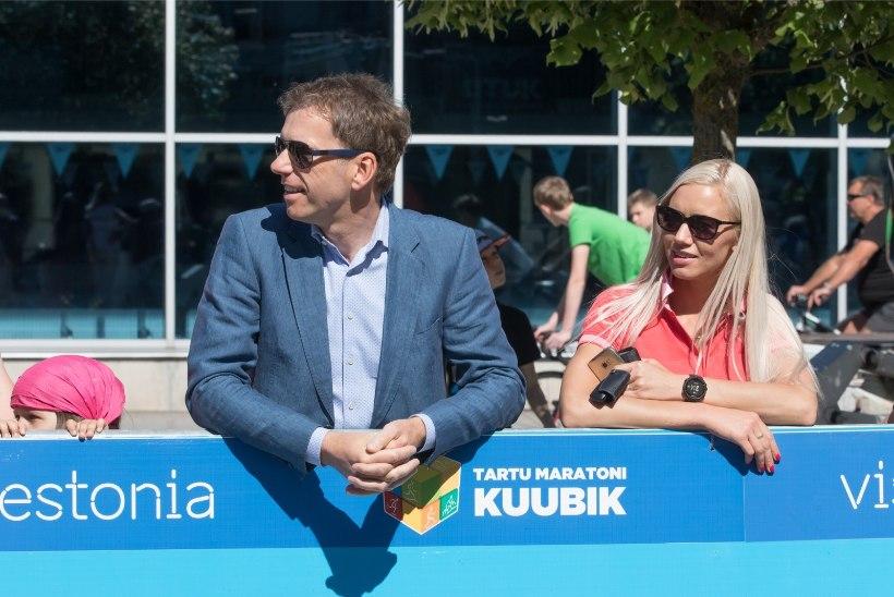 FOTOD | Eestimaa velotuuri avaetapi võitis valgevenelane, kaks eestlast viidi traumapunkti
