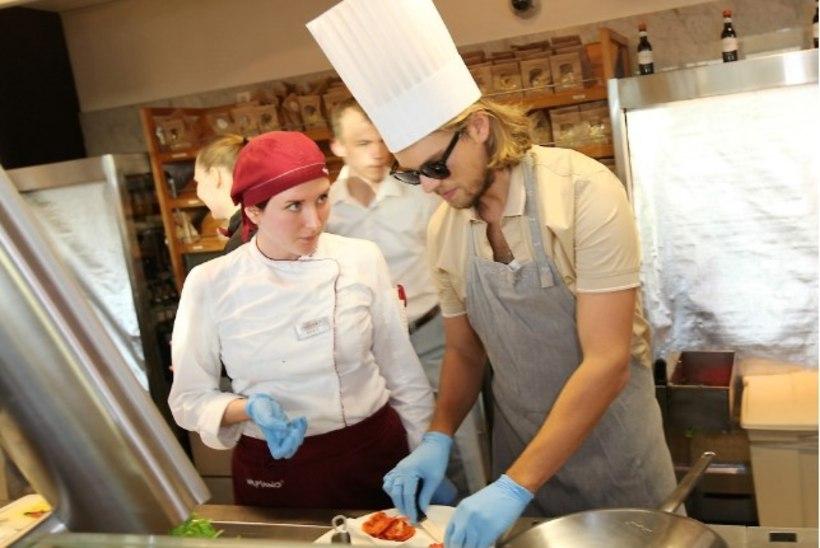 ARMAS KLÕPS | Perekond Viinalass võttis tütre kokkamisvõistlusele kaasa