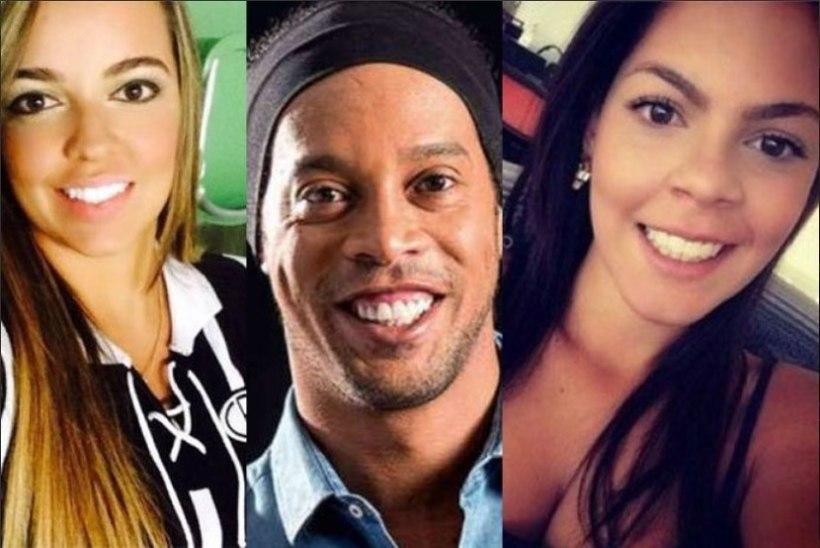Vutiäss Ronaldinho: ma ei hakka kahe naisega abielluma, see on vale!