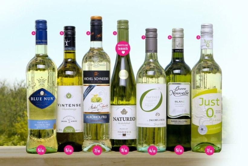 7a4d6c54cd5 TEST! Kas alkoholivaba vein passib juua? | Naisteleht