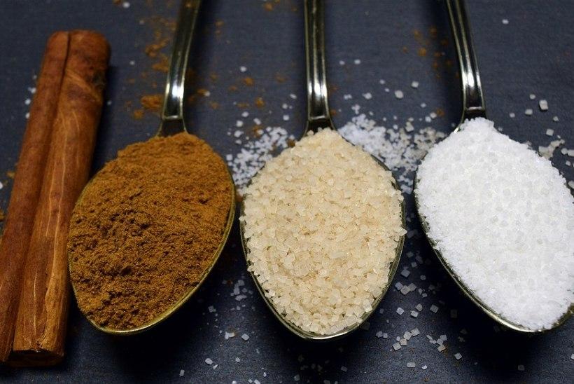 Erik Orgu nipid, kuidas vähendada suhkrutarbimist