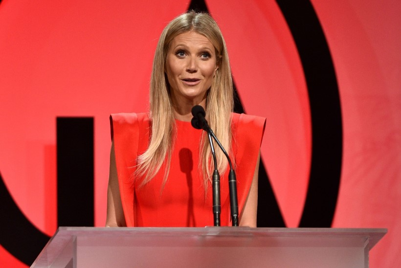 Gwyneth Paltrow tunnistas, et kõhvib kanepit