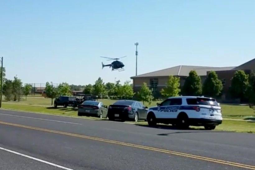 Indiana põhikooli tulistamises said õpilane ja õpetaja viga