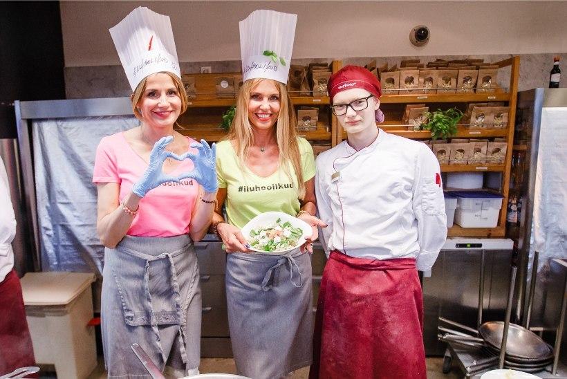 VIDEO | Staarid tõestasid, et isuäratava pasta valmistamine on imelihtne!