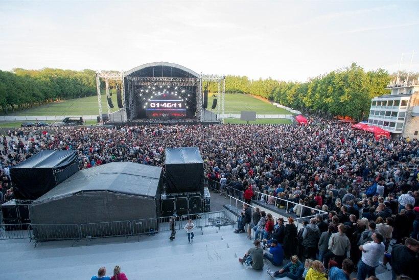 GALERII | NICKELBACK: eestlased, te ületasite meie ootusi tuhandekordselt!