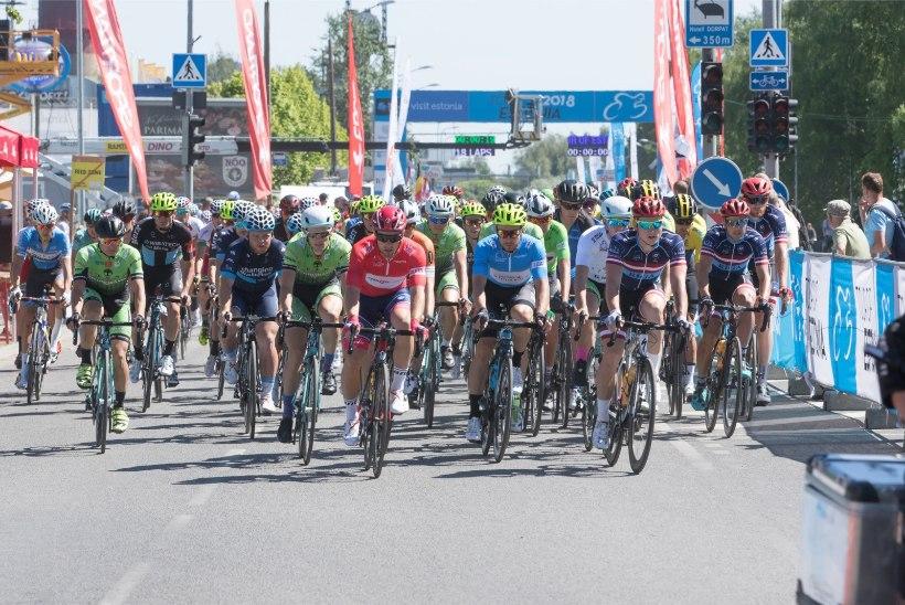 FOTOD | Eestimaa velotuuri võit läks Poola, Eesti koondis krooniti parimaks tiimiks