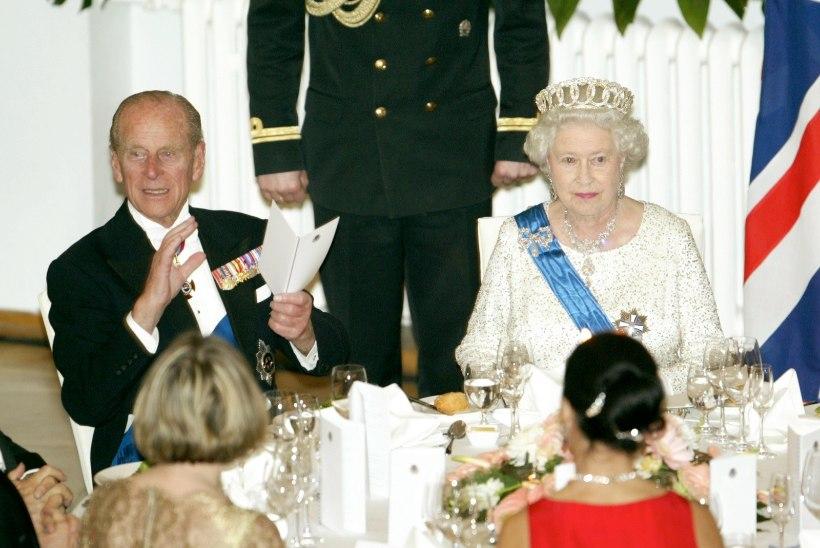 Leht: prints Philip osales kuninglikus pulmas luumurruga!