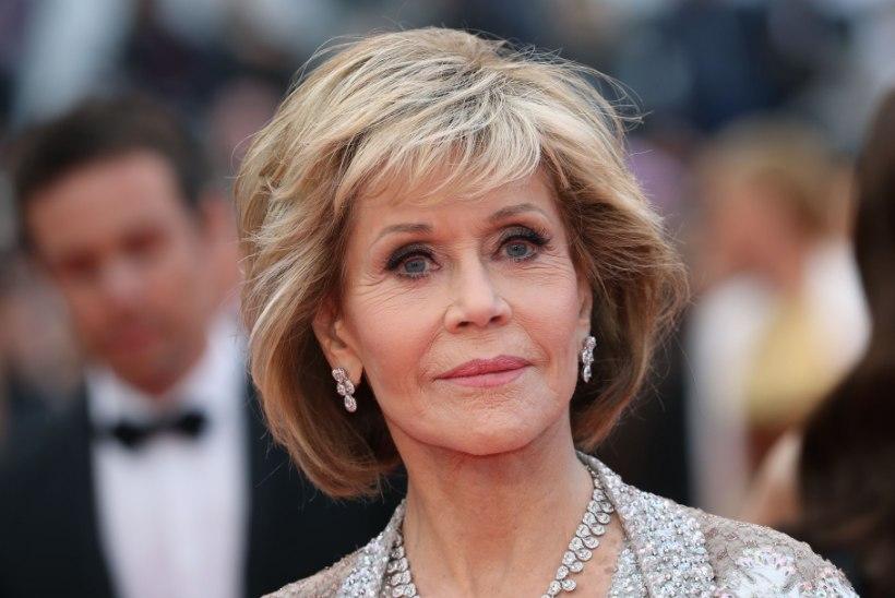 Jane Fonda: ilulõikus võib olla märk lapsepõlveaegsest pilastamisest