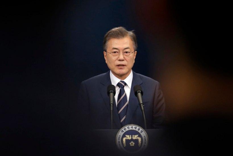 Kim Jong-uni ja Donald Trumpi võimalikul kohtumisel võib osaleda ka Moon Jae-in