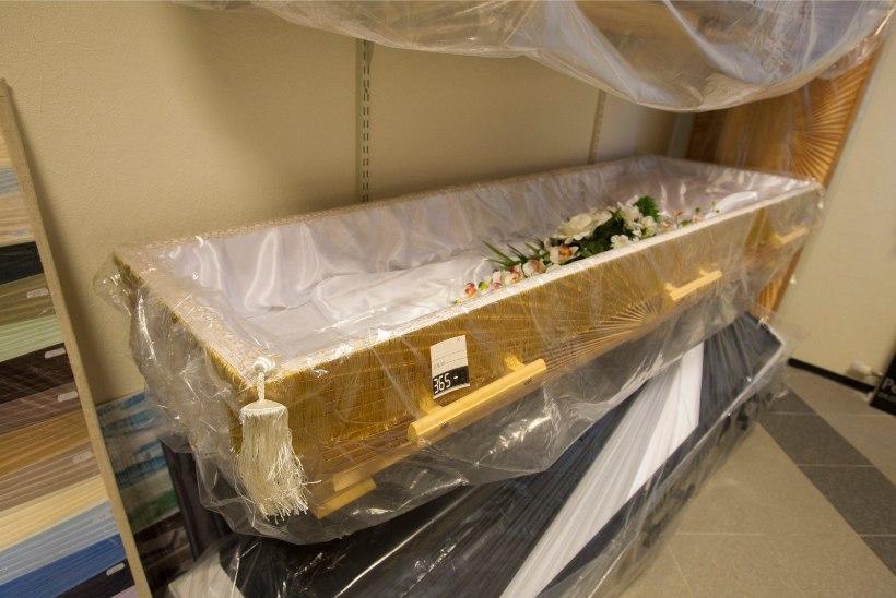Lätlaste hämar matuseäri: lahkunuid toodi Võru krematooriumisse laibakotis ja omaste teadmata