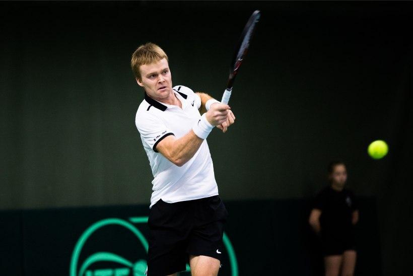 Jürgen Zoppi ootab avaringis endine Wimbledoni tšempion