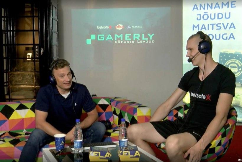 Gamerly Esports League'i esimese turniiri võit läks Venemaale