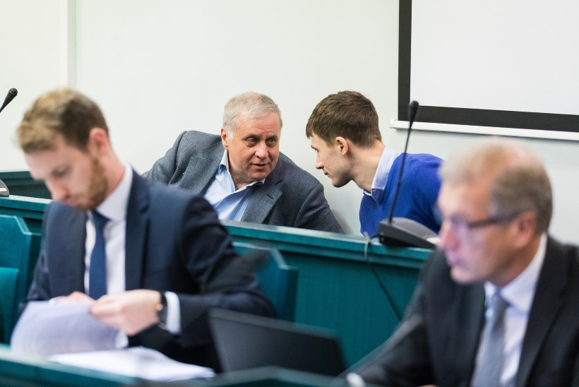 Rein Kilk ja äripartnerid mõisteti vara kinkimise pärast kohtus süüdi