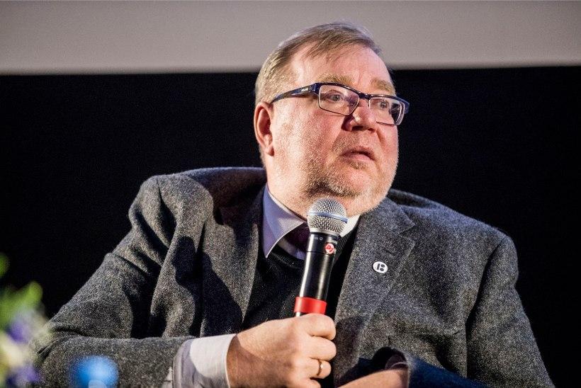 GRAAFIK | Peeter Ernits: Mart Laariga naeruvääristatakse Eesti Panga nõukogu esimehe ametit