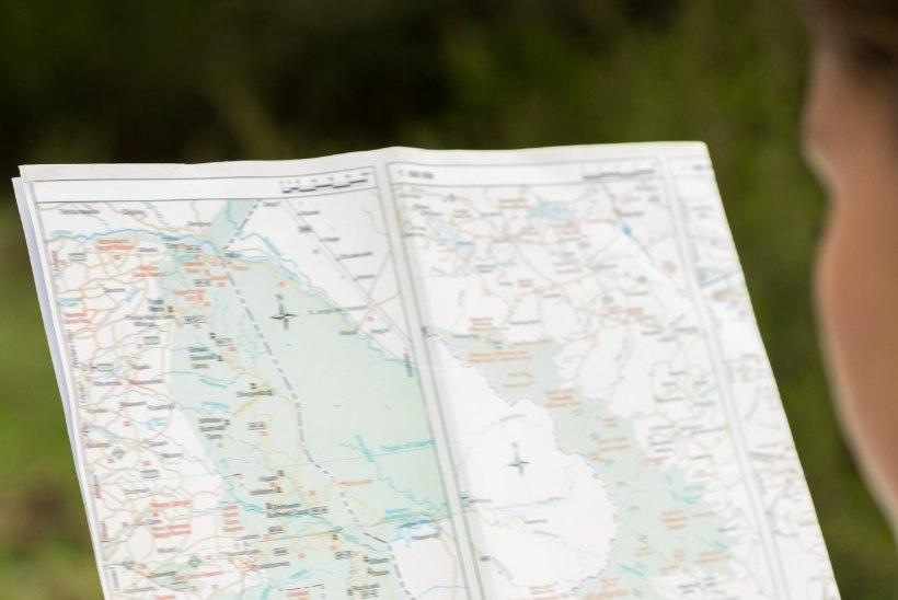 Tallinnas alustab uus metsaorienteerumise võistlus- ja harrastussari