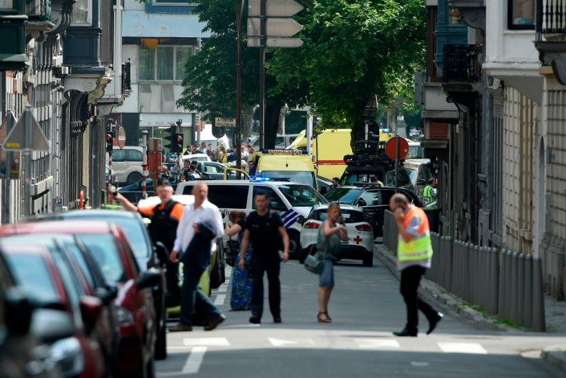 TERRORIRÜNNAK BELGIAS: neli tapetut