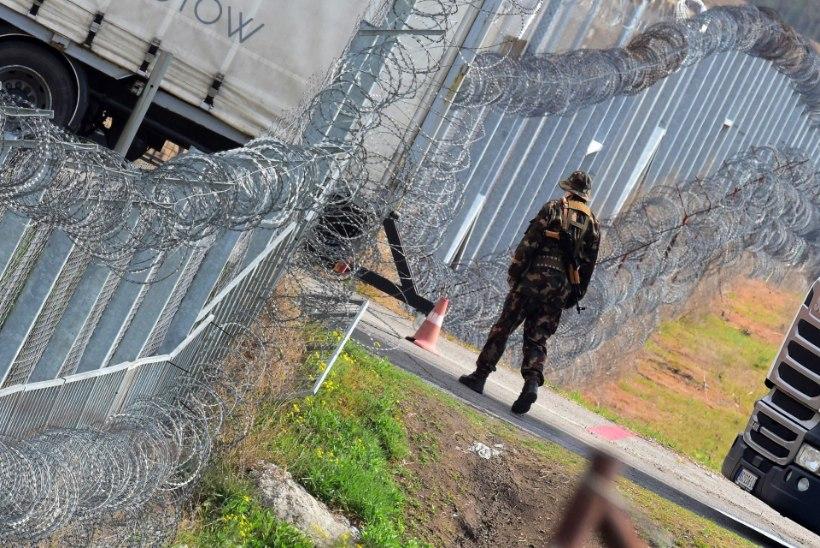 Pagulaste toitmise eest vangi: Ungari uus Sorose-vastane eelnõu