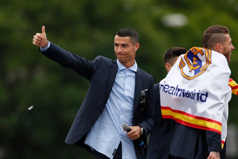 Portugali meedia: Ronaldo on siirdumas PSGsse!