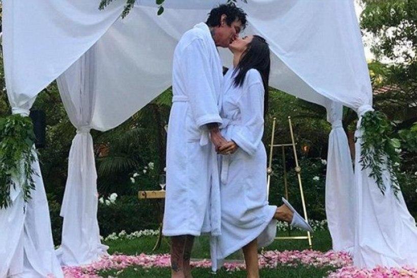 Selgub, et Tommy Lee ei abiellunudki