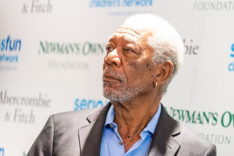 Morgan Freemani advokaadid nõuavad CNN-ilt seksuaalse ahistamise kõlaka kummutamist